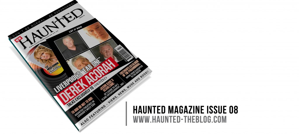Haunted Issue 08 - www.haunted-theblog.com