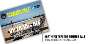 Northern Threads Summer Sale